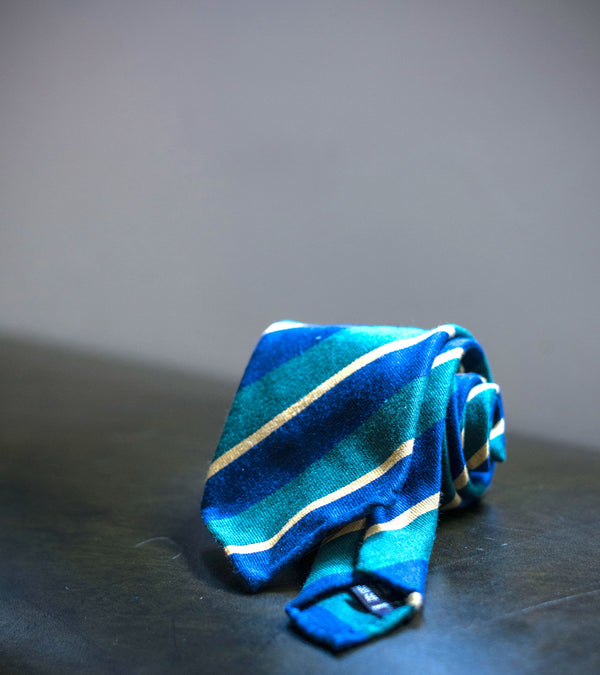 Bryceland's x Sevenfold Cotton & Silk Tie 30055