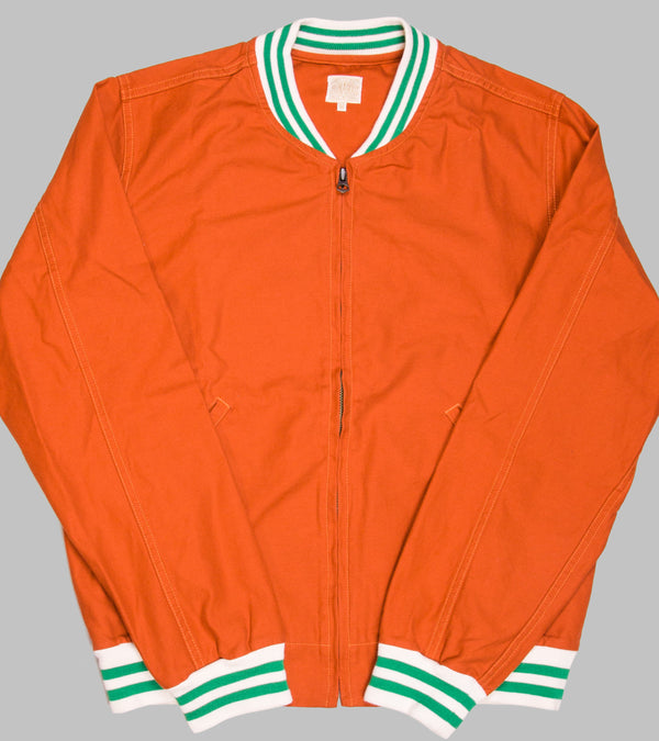 Runabout Stadium Jacket Sunset