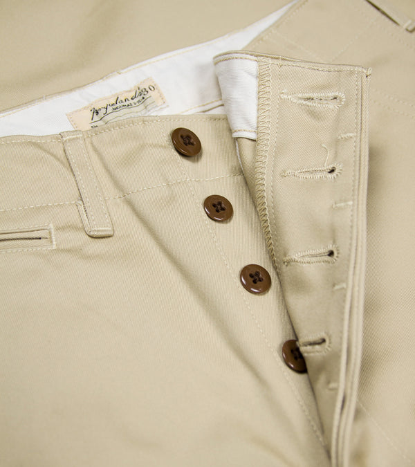 Bryceland's Army Chinos Beige