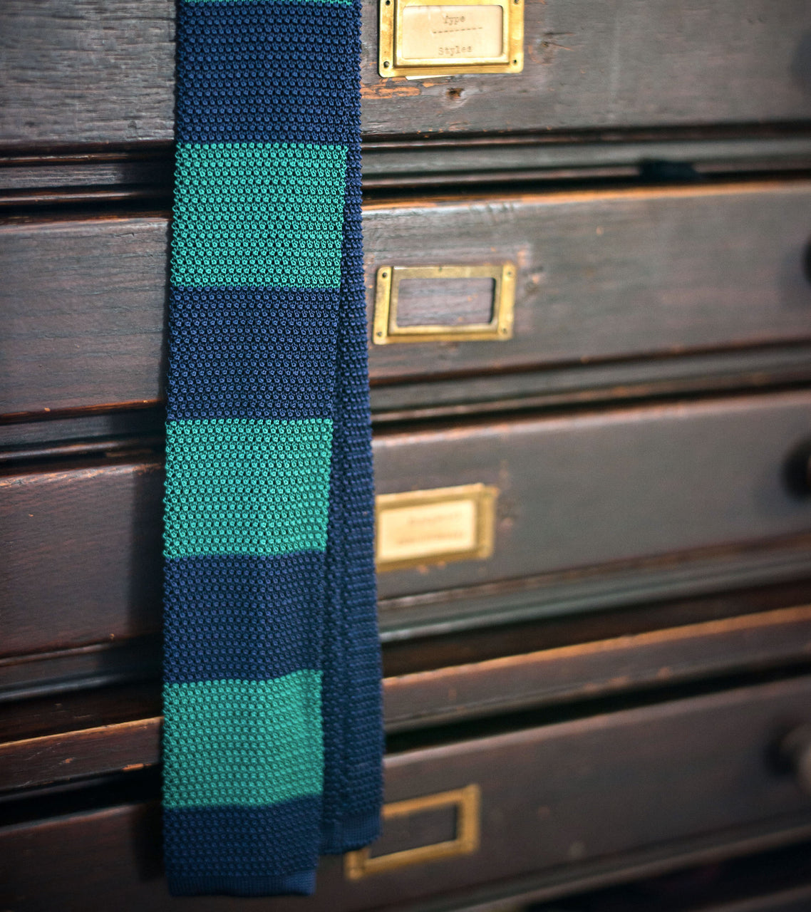 Bryceland's Knit Tie BC702