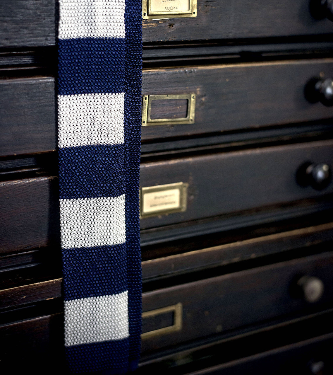 Bryceland's Knit Tie BC704