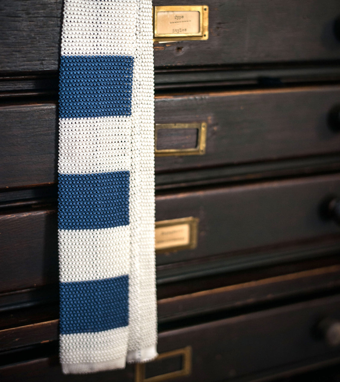 Bryceland's Knit Tie BC705