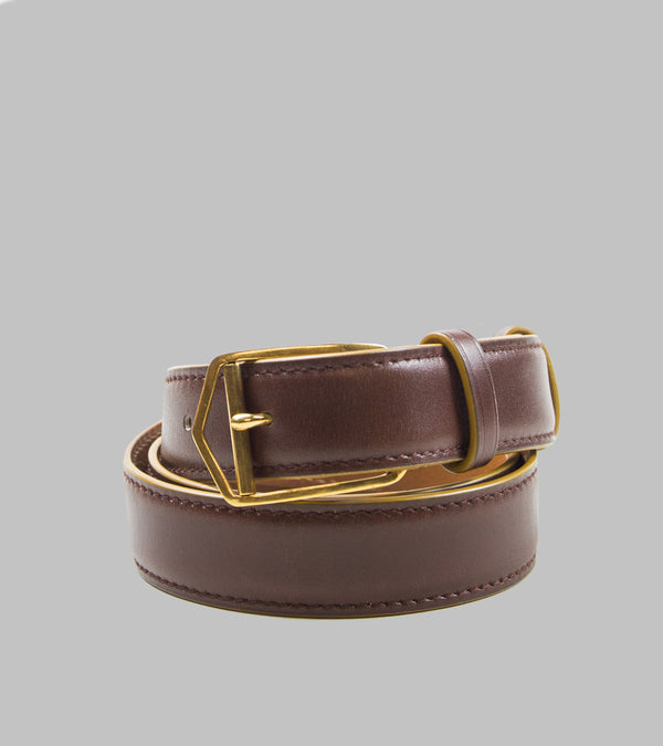 Il Micio Belt Brown