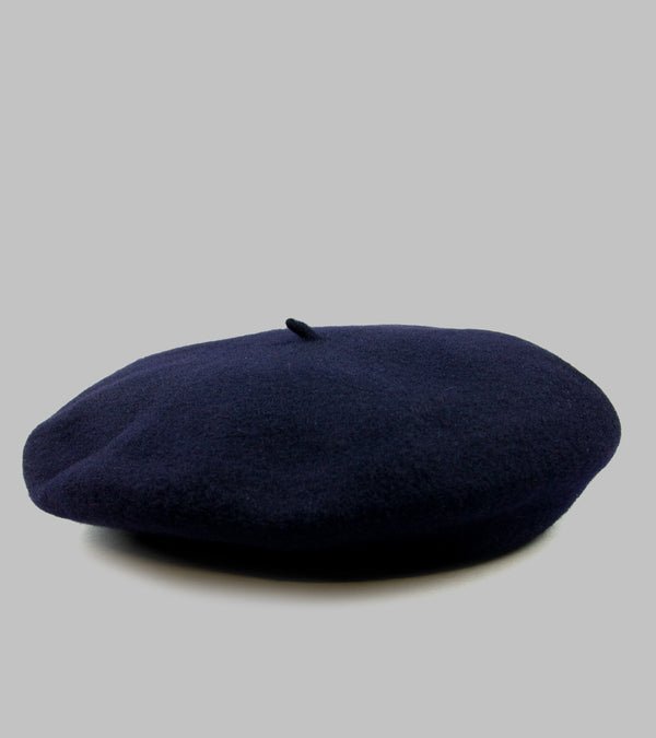 Original Basque Beret Navy