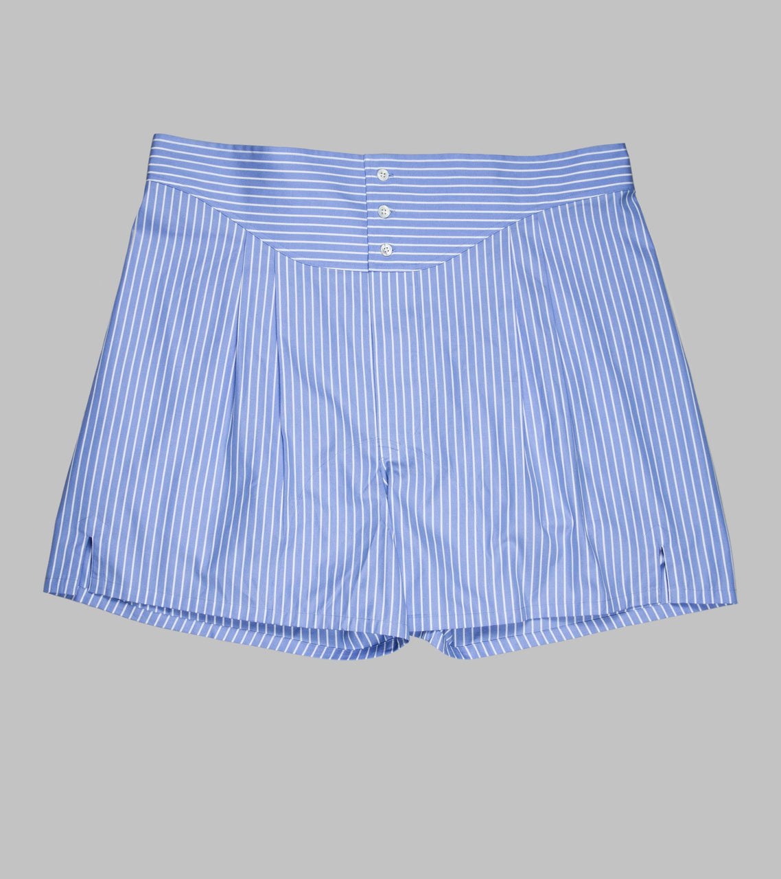Bryceland's Boxers Striped Blue