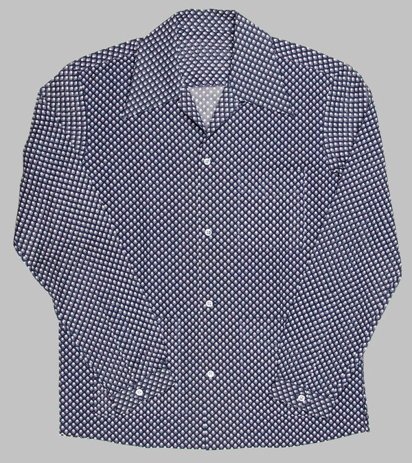 Bryceland's Cabana Shirt Voile