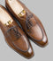 Corno Blu 'Auriga' Split Toe Brown