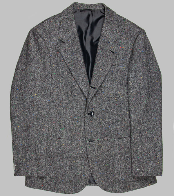 Dalcuore Single Breasted Jacket Donegal