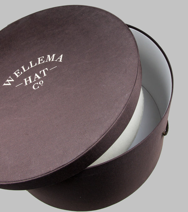 Wellema Hat Box