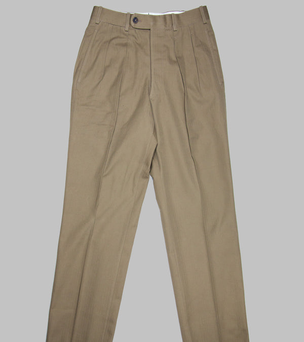 Bryceland's Winston Trousers Olive HBT