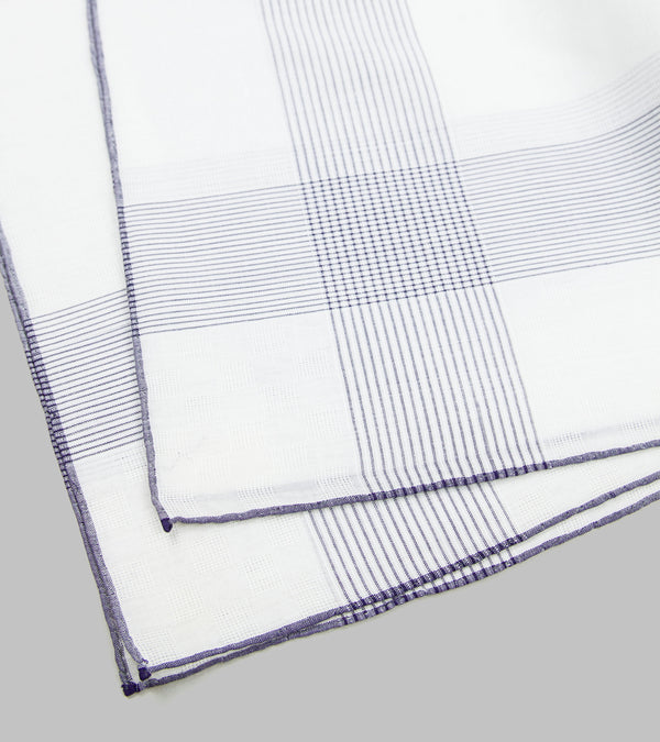 Simonnot Godard 8010/01 Handkerchief White