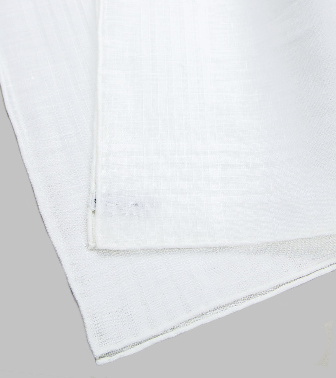 Simonnot Godard 8013/2 Handkerchief White