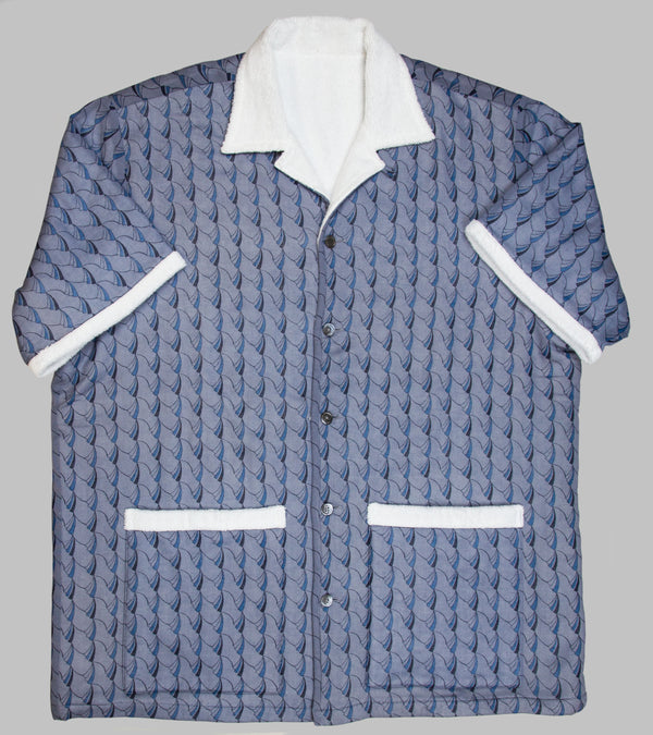 Bryceland's Towel Shirt Blue
