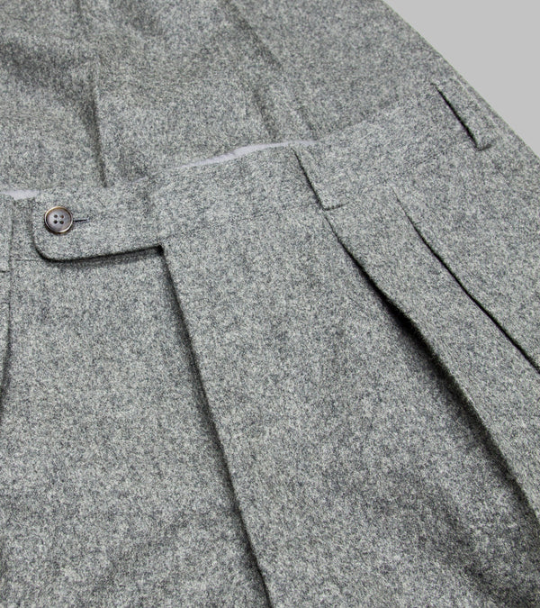 Bryceland's Winston Trousers Flannel Gray