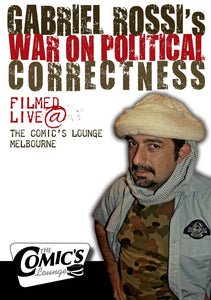 War On Political Correctness DVD