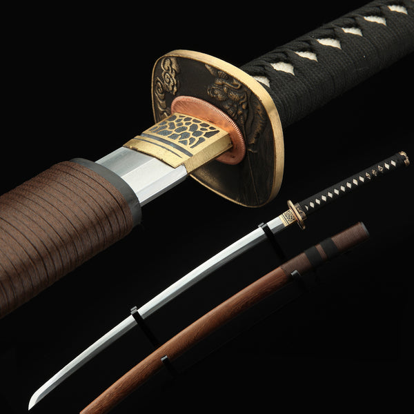The Complete History of the Katana: The Traditional Samurai Sword