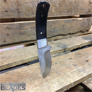Sanjia K-91 Full Tang Fixed Blade Knife with Nylon Sheath
