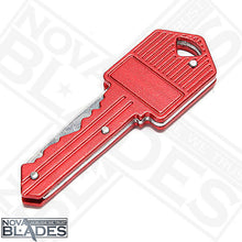 Load image into Gallery viewer, 2 pcs Pocket Knife Key Chain Utility Folding knife  (Random Color)