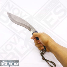 Load image into Gallery viewer, Sanjia K-701 Full Tang Survival Machë†ë knife with Nylon Sheath