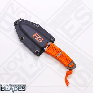 GB Full Tang Stainless Steel Paracord Fixed Blade Knife