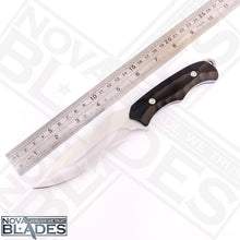 Load image into Gallery viewer, Sanjia K603 Straight Fixed Blade Knife with Nylon Sheath