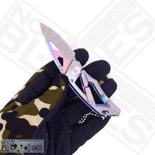 Load image into Gallery viewer, DA3 Frame lock EDC Mini Folding Knife
