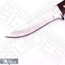 Load image into Gallery viewer, SANJIA K89 Outdoor Straight Fixed Blade Knife with Nylon Sheath