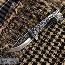 Load image into Gallery viewer, Col- A3189 Tourist Hunting Folding Knife Collector's item