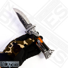 Load image into Gallery viewer, Col- A3188 Tourist Hunting Folding Knife Collector's item