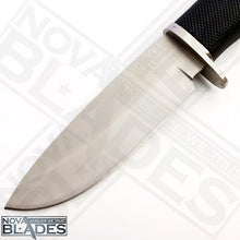 Load image into Gallery viewer, BK-009 Fixed Blade Knife with Nylon Sheath