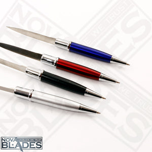 4 pcs Elegant Executive Letter Opener Pen Knife
