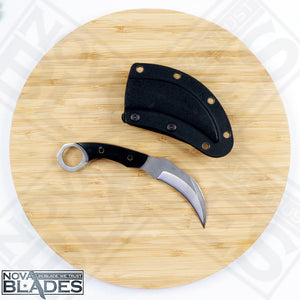 UCCK23 Fixed Blade Karambit Knife with Sheath