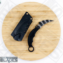 Load image into Gallery viewer, Strider Combat Claw Karambit Knife with Sheath