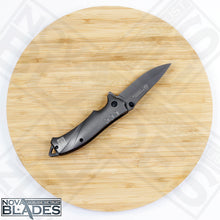 Load image into Gallery viewer, FA14 Quick Open Grey Steel Tactical Folding Knife