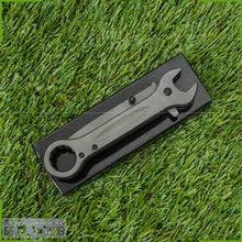 Load image into Gallery viewer, Multi-tool wrench tactical spring assisted folding pocket knife