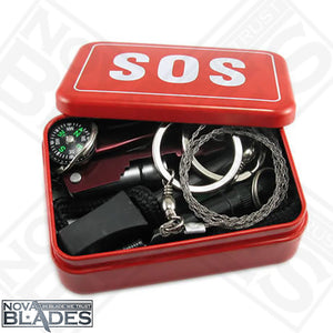6-in-1 SOS Kit Emergency Kit