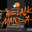 Mad Occ' - Black manda