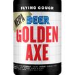 Flying couch - golden axe