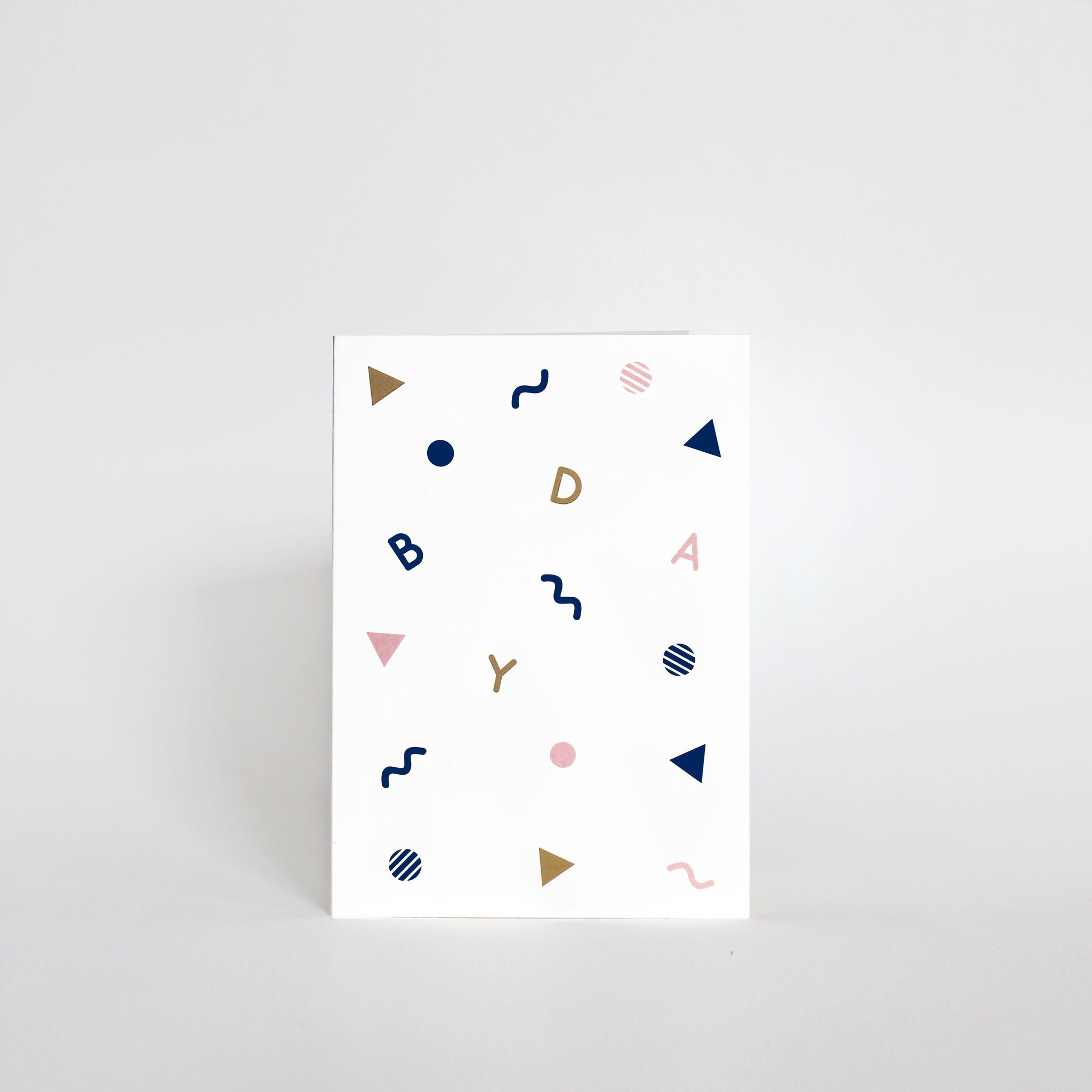 Confetti Birthday Greeting Card Set of 5