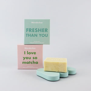 Mindfulness Soaps + Soap Dish Bundle