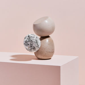 Soft Speckle, One-of-a-Kind Sculpture MONOMIO Exclusive