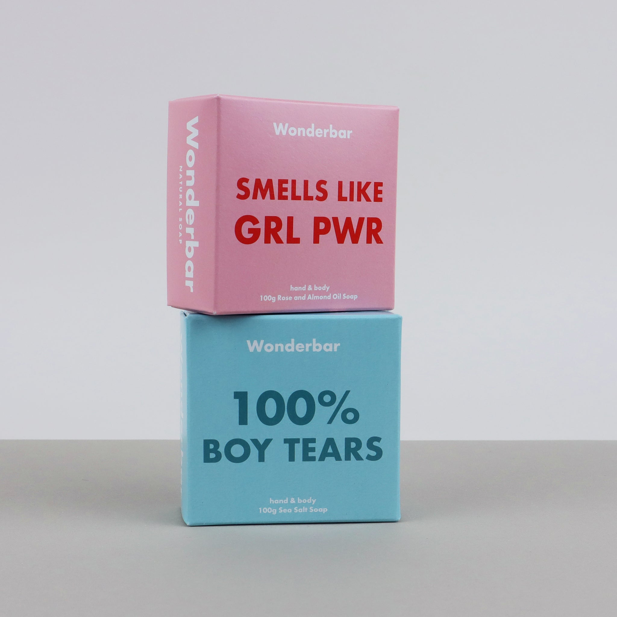 GRL PWR! Soap Bundle