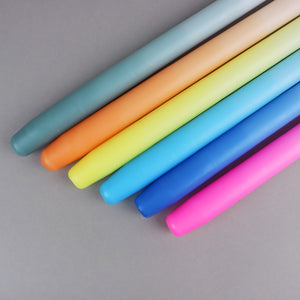 Rainbow Gradient Candles