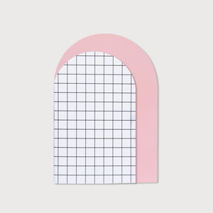 Pink Grid Curated Set