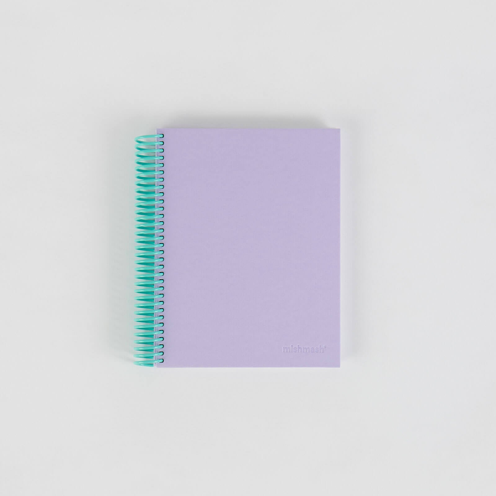 Easy Breezy Lavender Notebook