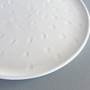 White Collection Large Plate