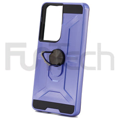Samsung S21 Ultra, Ring Armor Case, Color Blue