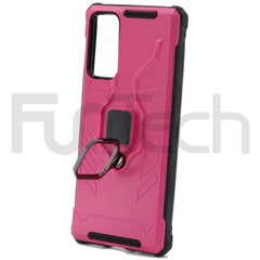 Samsung S20 FE, Ring Armor Case, Color Pink
