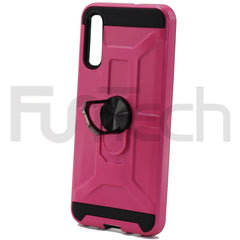 Samsung A50, Armor Ring Case, Color Pink,