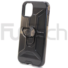 Apple iPhone 11, Ring Armor Case, Color Black,